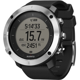 Suunto Traverse Watch black